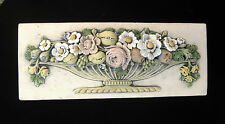 Floral Bouquet Flower Garden Arts & Crafts Ellison Tile