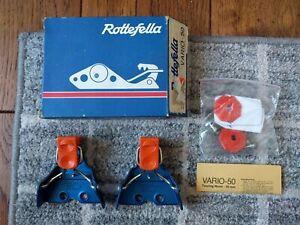 Rottefella 3-Pin VARIO - 50  Ski Bindings Made in Norway New in Box