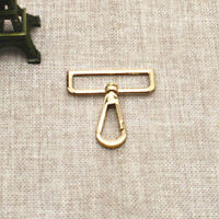 Metal Swivel Big Lobster Clasps Clips Snap Hook Bag Thicken Hardware Accessories