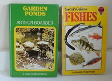 gardening books garden ponds guide to fishes