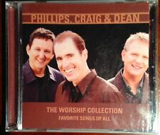 The Worship Collection by Phillips, Craig & Dean CD Favorite Songs of All