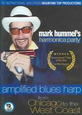 MARK HUMMEL'S HARMONICA PARTY - AMPLIFIED BLUES HARP FROM CHICAGO TO THE WEST CO