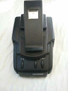 BEL Vantage 3 Micro size 3 Band Radar Detector All Lights Work *As Is