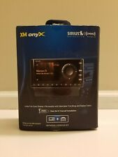 SiriusXM Onyx Plus Standalone Receiver Radio only, accessories sold separately