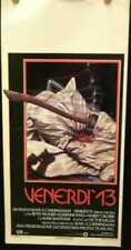 Locandine e manifesti di film stranieri degli anni '80