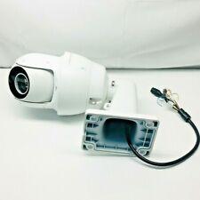 Amcrest Outdoor PTZ POE Camera, Pan/Tilt/ 12x Optical Zoom 1080P POE+ IP2M-853EW