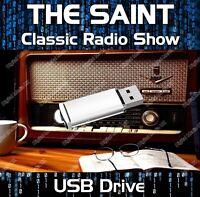 THE SAINT - OLD TIME RADIO SHOW DRAMA USB - 91 EPISODES MP3