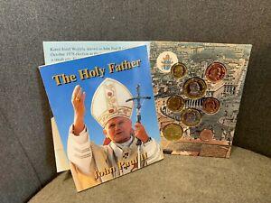 Médaille Vatican 2004 The Holy Father Jean Paul II Trial Essai Prueba Probe