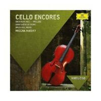 MISCHA MAISKY - CELLO ENCORES (BERÜHMTE CELLO-MINIATUREN)  CD BACH/BRUCH/+ NEW