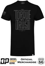 Official Diesel Power Gear 'Manifesto' T-Shirt - Dodge Ram, Duramax, Powerstroke