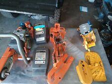 Husqvarna K970 K960 K700 Fire Rescue Saw Parts Or Repair Concrete Cut Off