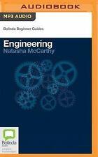 Bolinda Beginner Guides: Engineering by Natasha McCarthy (2016, MP3 CD,...