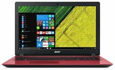 Acer Aspire 3 15.6 Inch Intel Pentium N4200 1.1GHz 4GB 1TB HDD Laptop - Red.