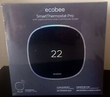 Ecobee Smart Thermostat Pro With Voice Control Brand New Never Used....