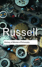 History of Western Philosophy by Bertrand Russell (Paperback, 2004)