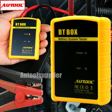 AUTOOL BT BOX Car Diagnostic Tool Battery Analyzer Tester Work For Android