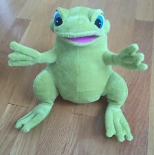 Dongguan Toys Stuffed Plush Animal Frog Green 8""
