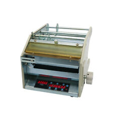 Auto Label Stripping Machine For BSC-B120 Counting Peeling Separator Stripper