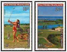 Timbres Sports Golf Polynésie 94/5 ** lot 12064