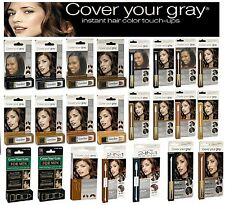 Irene Gari Cover Your Gray 2 in 1 Touch up Wand – Black 7g 7g