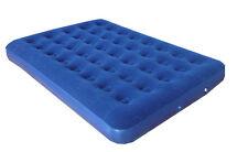 "Zaltana Double size air mattress (Size: 74""x54""x7.5"") AMD"