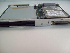 SBS VME6206 REV 01 DISK DRIVE MODULE W/ FLOPPY DRIVE & 6.01 GB HARD DRIVE