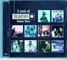 (EK476) A Taste Of Tradition V.3, 23 tracks various artists - 1996 CD