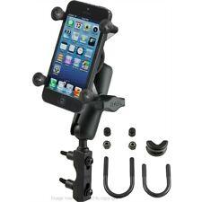 Genuine RAM X-Grip Brake / Clutch Reservoir U-Bolt Bike Mount fits iPhone 8 Plus