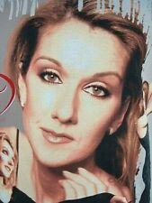 Celine Dion 1998 Let's Talk About Love Concert Tour T-Shirt LARGE