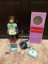 American Girl Lindsey GOTY 2001 Retired Lot With Barette