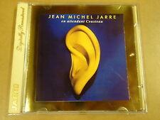 CD / JEAN MICHEL JARRE - EN ATTENDANT COUSTEAU