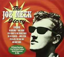 Joe Meek Story - 50 Original Recordings (2CD 2013) NEW/SEALED