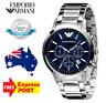 Emporio Armani AR2448 Chronograph Stainless Steel Quartz Men's Watch