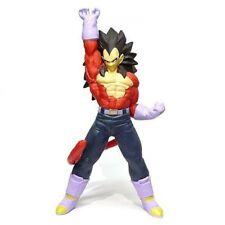 Dragon Ball GT prefabricated DX Soft Vinyl Figure Super Saiyan 4 Vegeta F/S