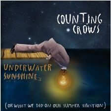 Underwater Sunshine - Counting Crows CD ESSENTIAL MUSIC