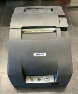 Stampante per comande ricevute ristorazione EPSON TMU 220-B Wireless