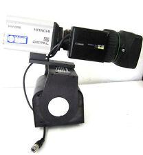 Canon Camera KTS IX12 Lens IF 18X Zoom / Hitachi HV-D15 / Telemetrics PT-CP