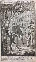 Duel au Bois de Boulogne 1790 Barnave Cazales Lameth Simon Révolution Française