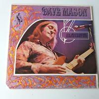 Dave Mason - Headkeeper Vinyl Album LP US 1st Press 1972 Blue Thumb