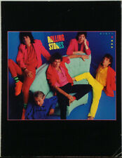 The Rolling Stones – Dirty Work Promo Page