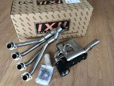 IXIL SX1 Komplett-Auspuff Kawasaki Z 1000, SX, Versys 2010 bis 2018 auch EURO 4