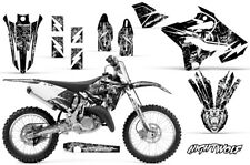 Yamaha YZ 125/250 Dirt Bike Graphic Sticker Kit Decal Wrap MX 15-16 NIGHTWOLF W
