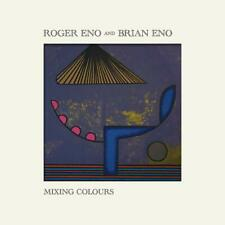 ROGER ENO and BRIAN ENO MIXING COLOURS CD (Released March 20th 2020)