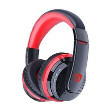 MX666 4.1 Wireless Gaming casque pour PS4-Live Gaming Exp-Rouge
