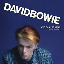 New David Bowie Who Can I Be Now? (1974-1976) 12 CD Box Set Sealed USA