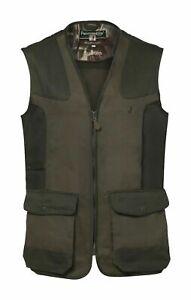 Percussion Tradition Hunting Bodywarmer Shooting Vest Fishing Gilet Waistcoat