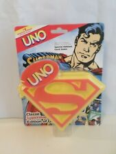 Superman Youth Poker Games New Licensed 52401 Playing Card DC Comics