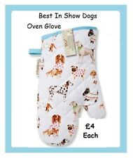 Cats on Parade Best Show Dogs Aprons Oven Gloves Tea Towels/Cosies Coasters Mats