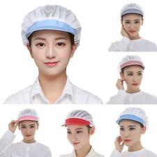Cook Men Women Kitchen Baker Chef Elastic Hat Dustproof Cap Catering Full Cloth