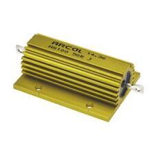 1 x Arcol Aluminium Wire Plaie Résistance HS100 50R J, 50Ω ± 5% 100 W